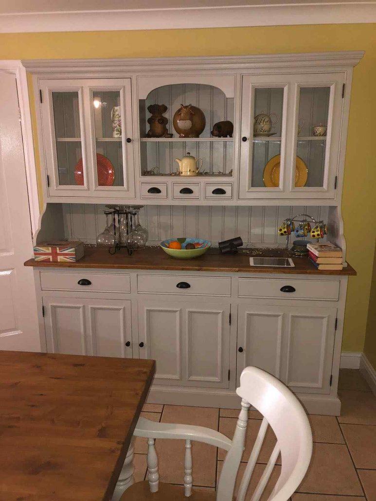 bespoke handmade kitchen sideboard cupboards